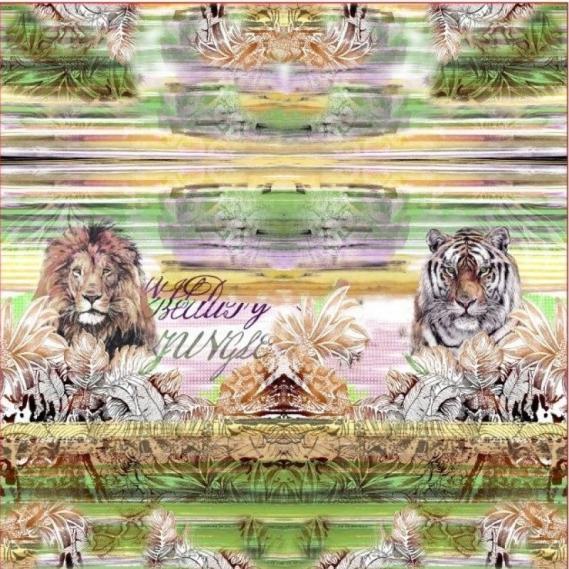 Wild Africa (Panel)